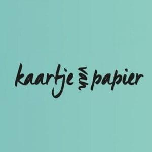Logo Kaartje van Papier