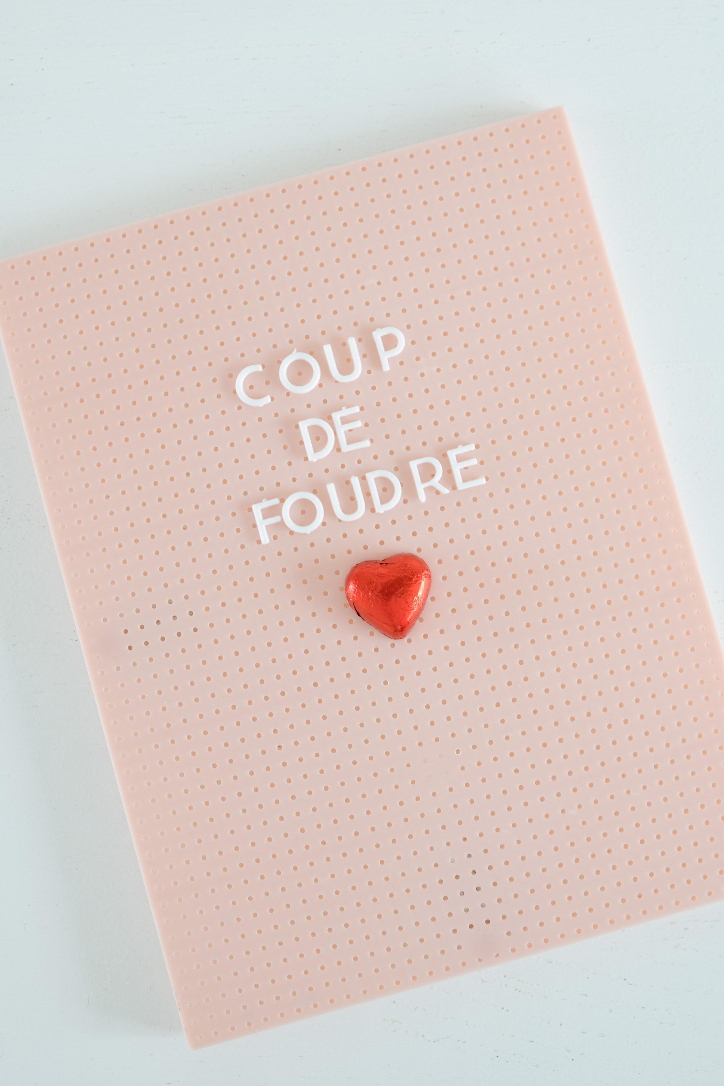 quote valentine french