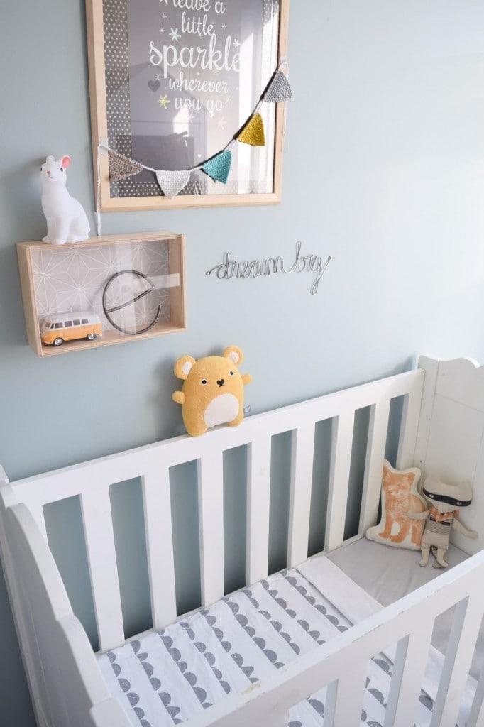 Een streep door de kinderkamer een goed verhaal - Kinderkamer kleur ...