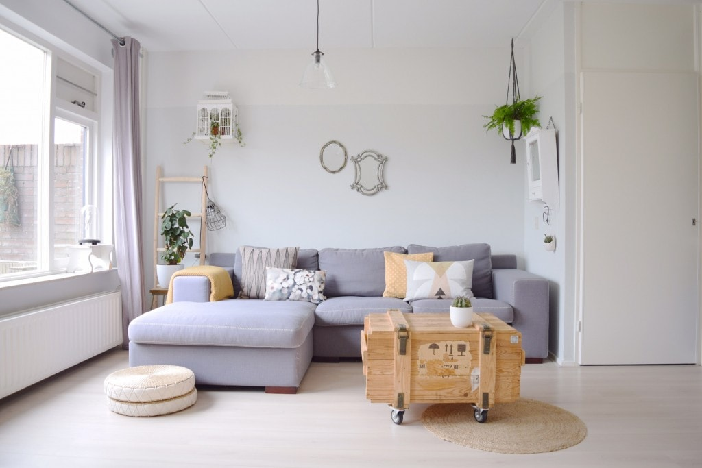 Urban Jungle Living Room