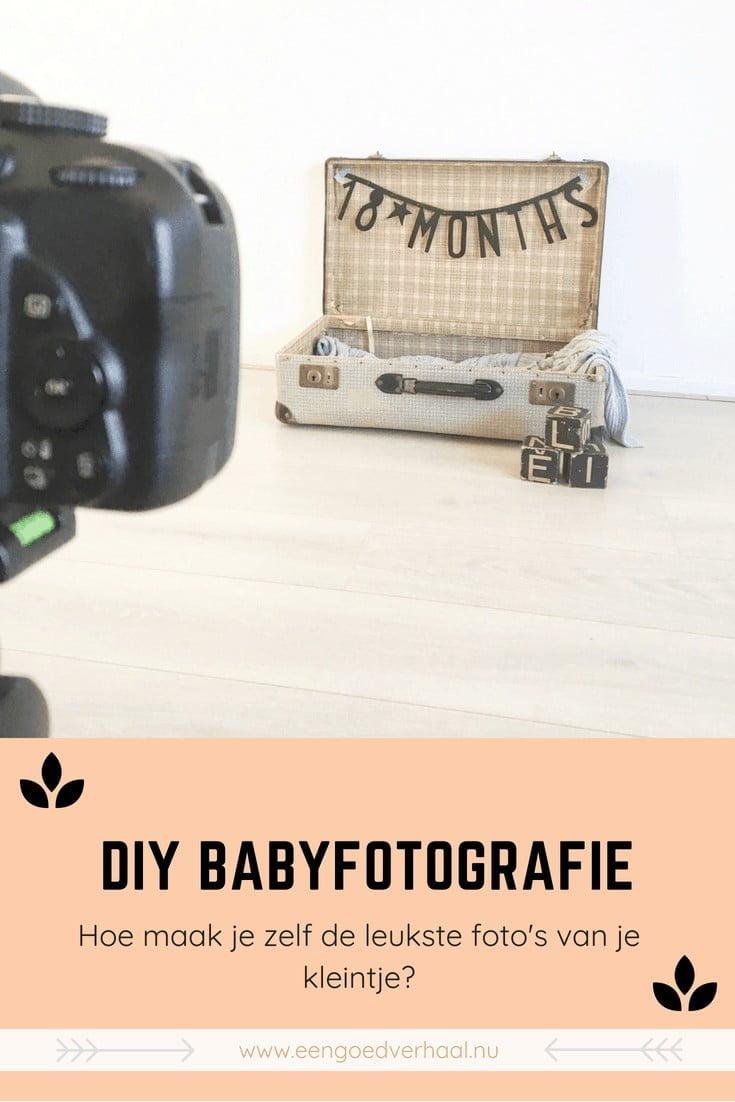 tips voor babyfotografie