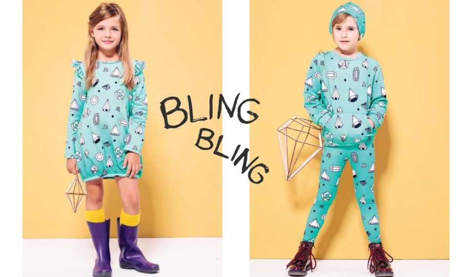 Rspberry republic unisex kids fashion