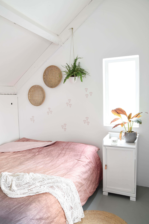 Mini slaapkamer makeover - Een goed verhaal