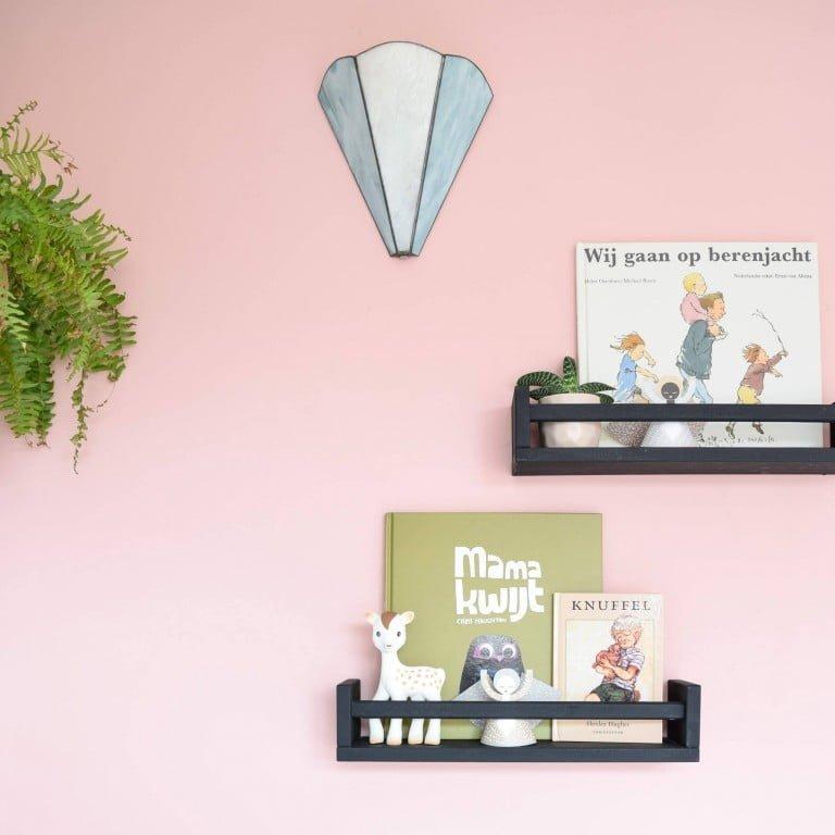 Ikea hacks voor de babykamer; het BEKVÄM kruidenrekje