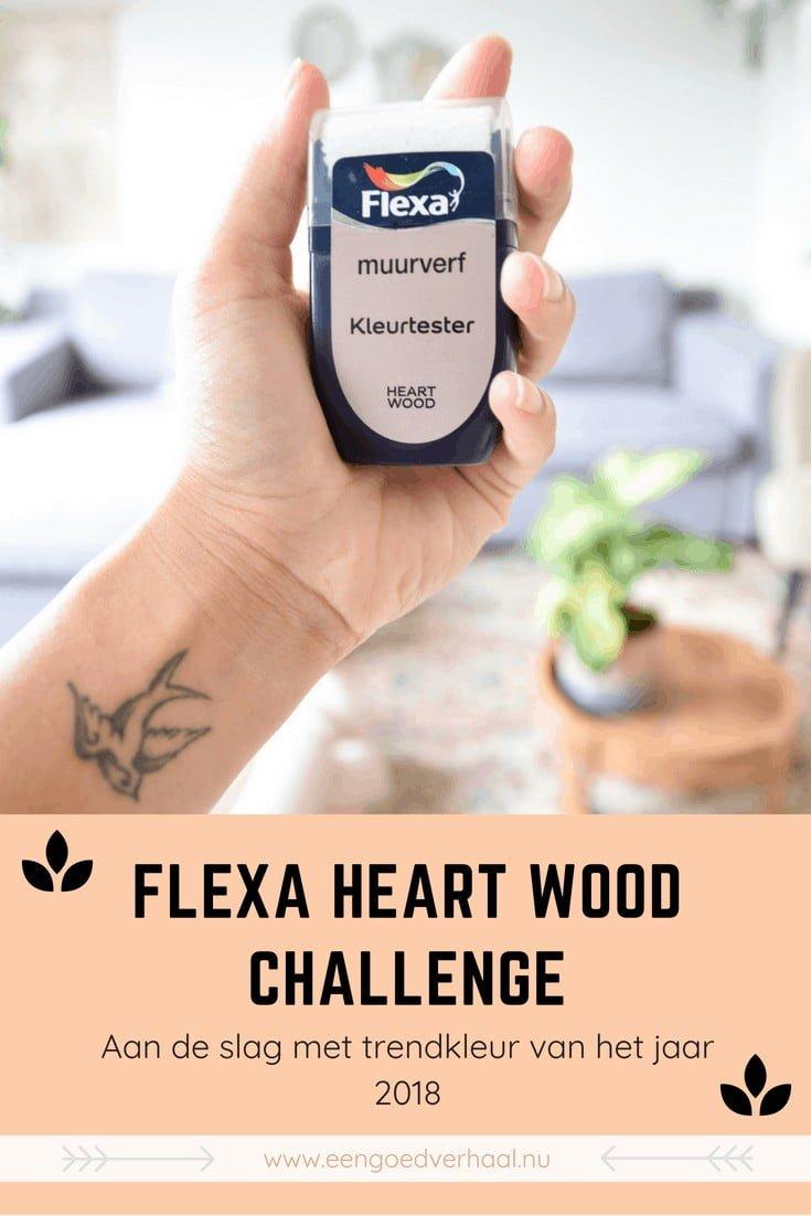 flexa heart wood combineren
