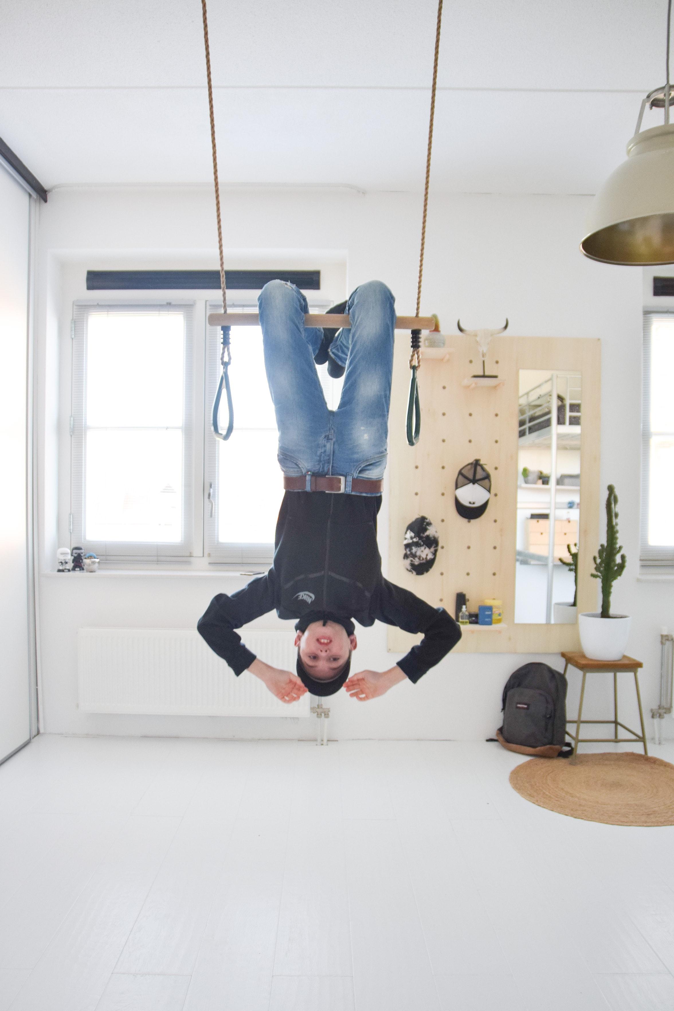 trapeze tienerkamer