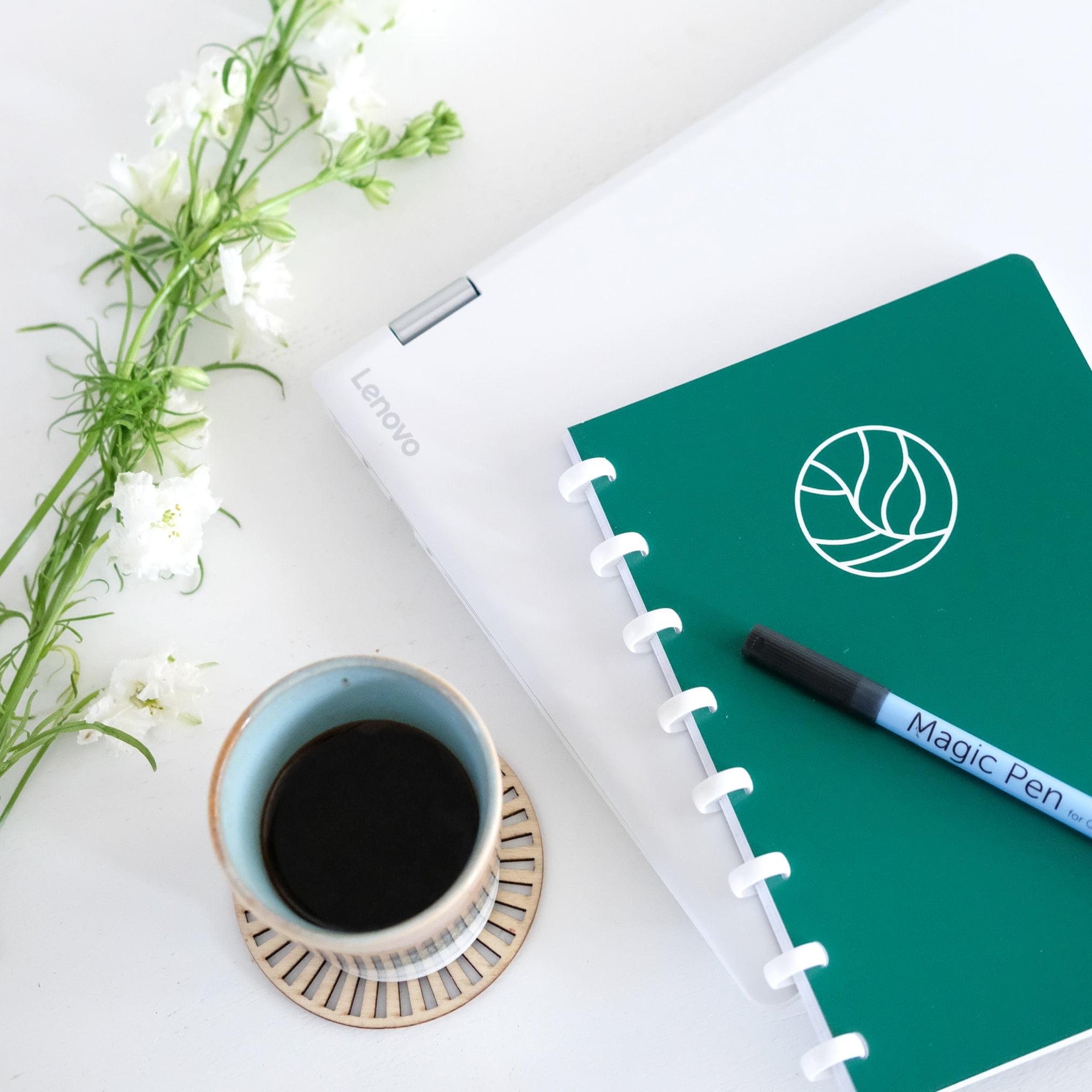 uitwisbaar notitieboekje duurzaam