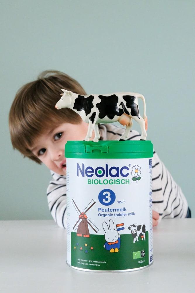 biologische babymelk