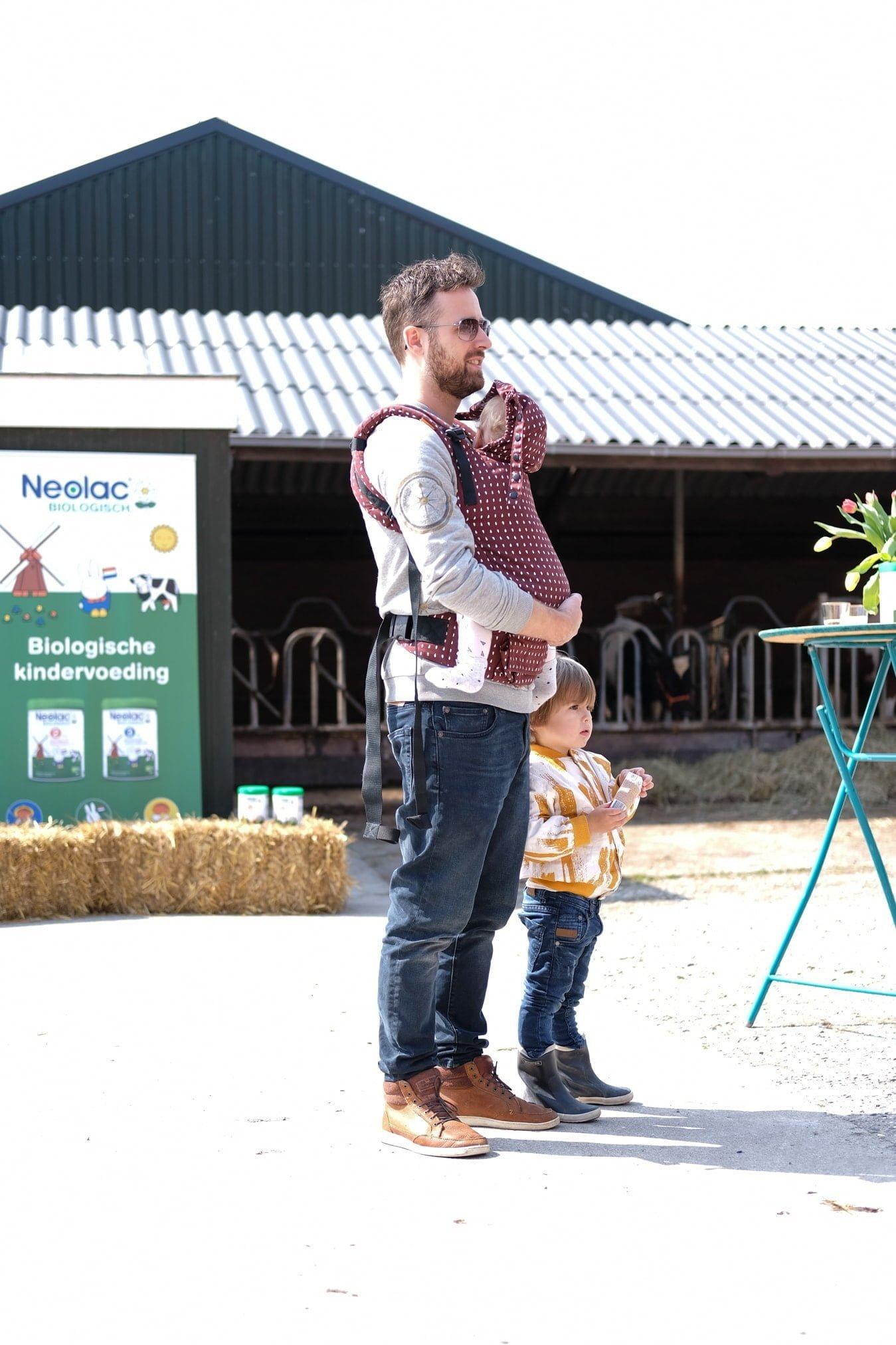 kijken op de duurzame boerderij