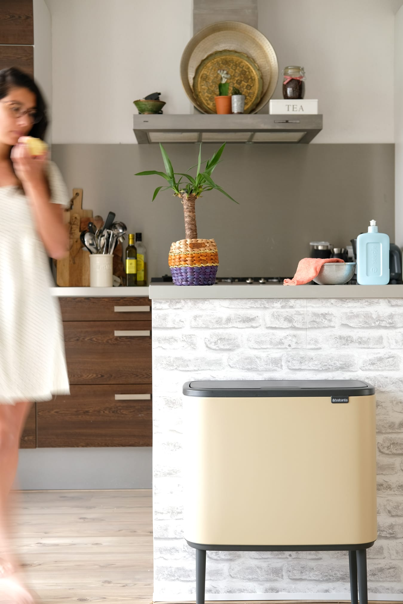 review brabantia bo touch bin