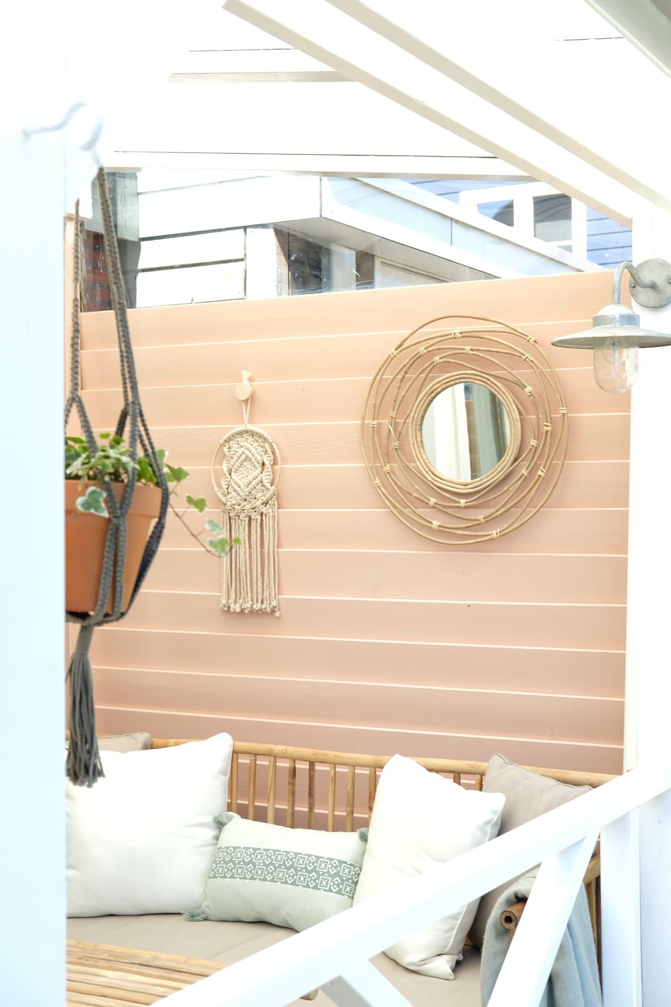 cetabever veranda schilderen