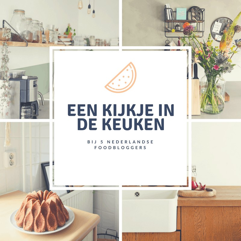een kijkje in de keuken van foodbloggers