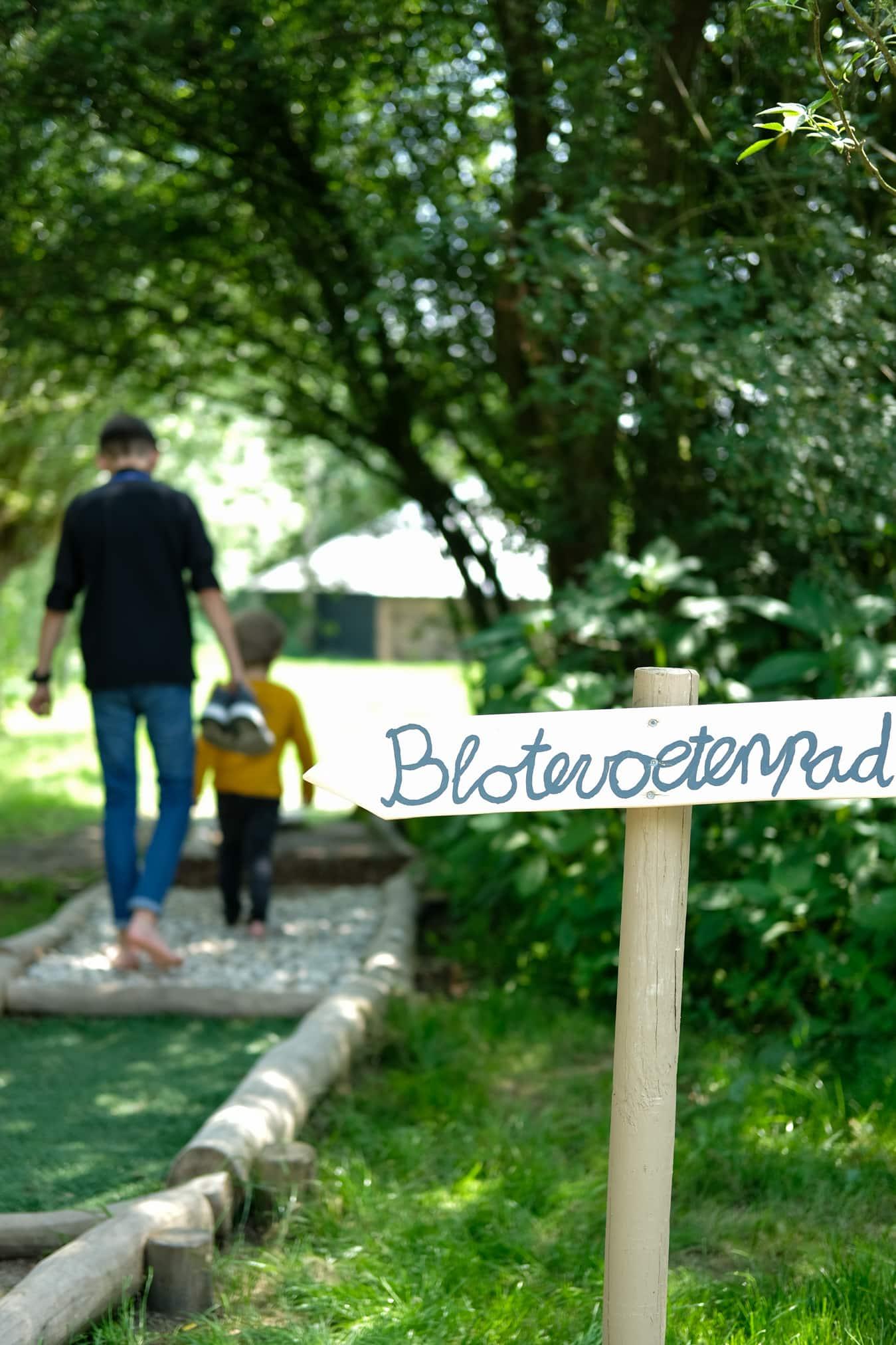 blotevoetenpad zuid holland