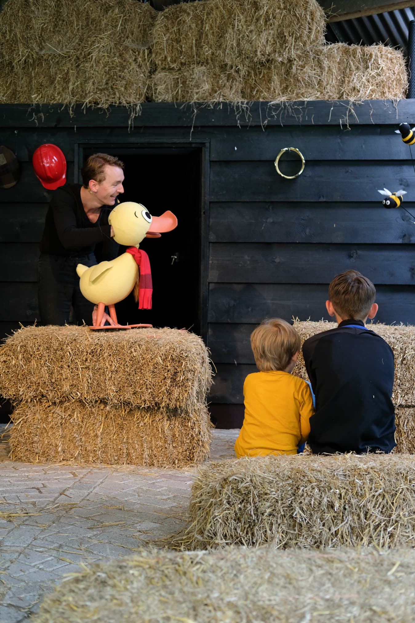 alfred j kwak show avonturenboerderij molenwaard
