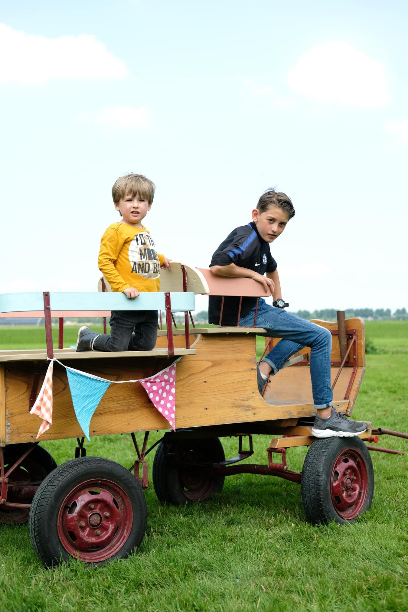 kinderboerderij molenwaard