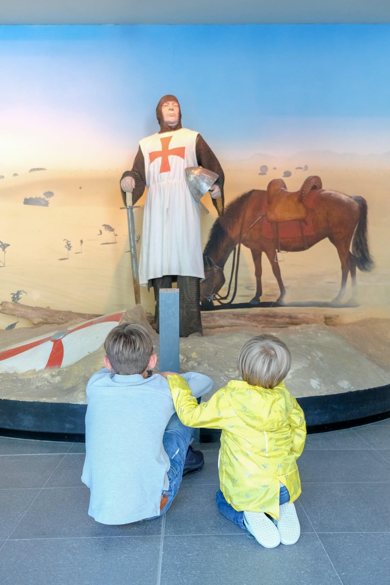 museum vlakbij plopsaland voor kinderen