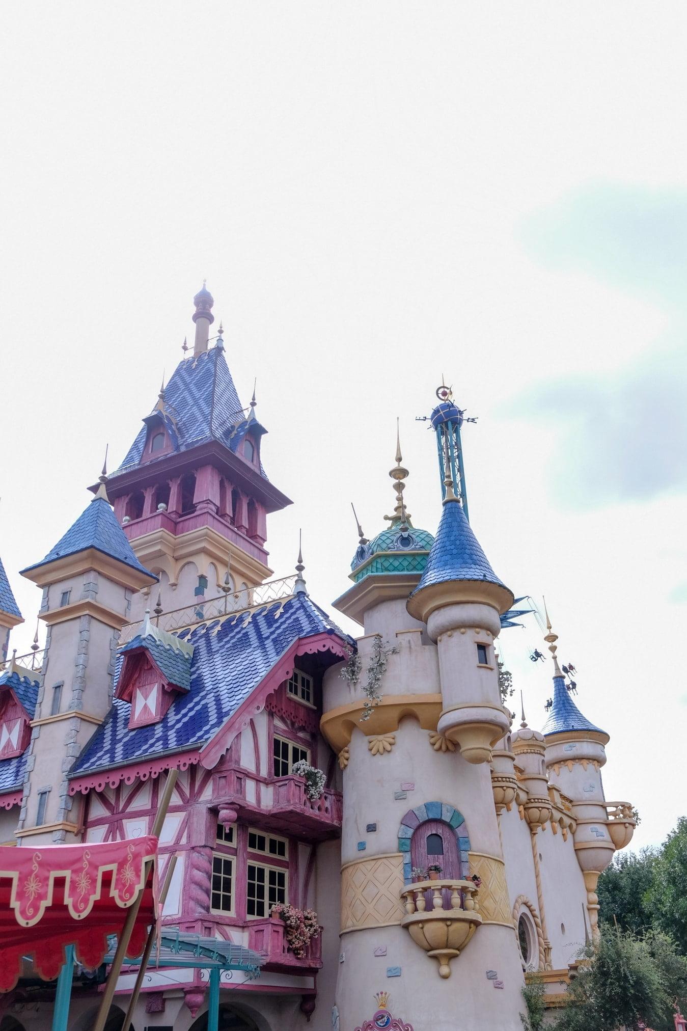 kasteel plopsaland de panne