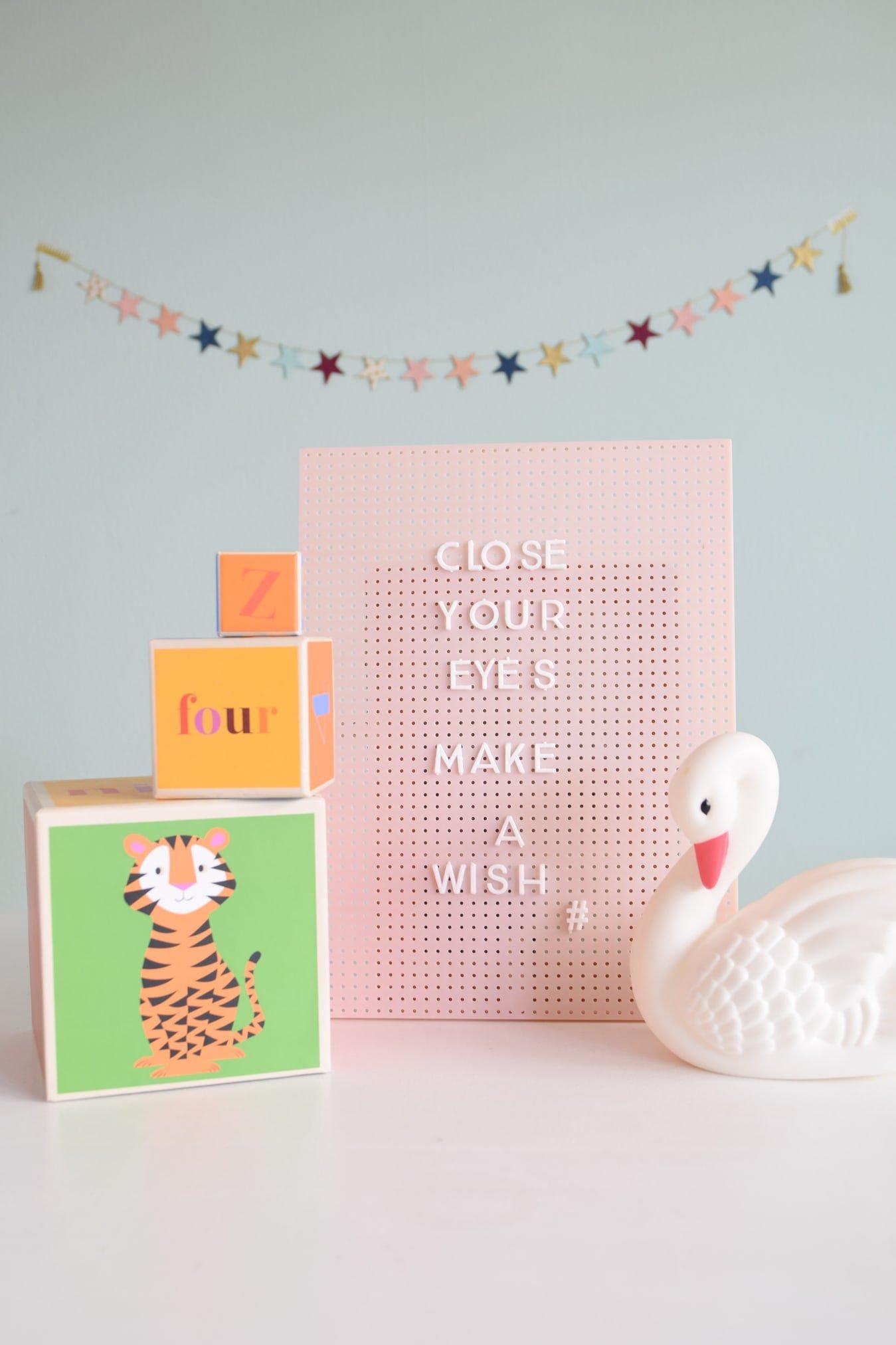 letterbord quotes meidenkamer