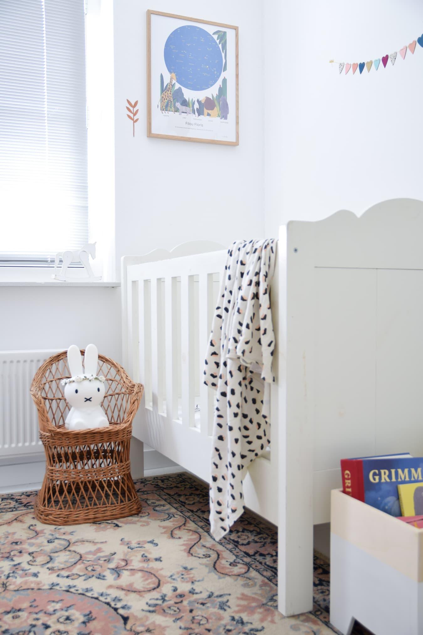 tips voor boho chic babykamer