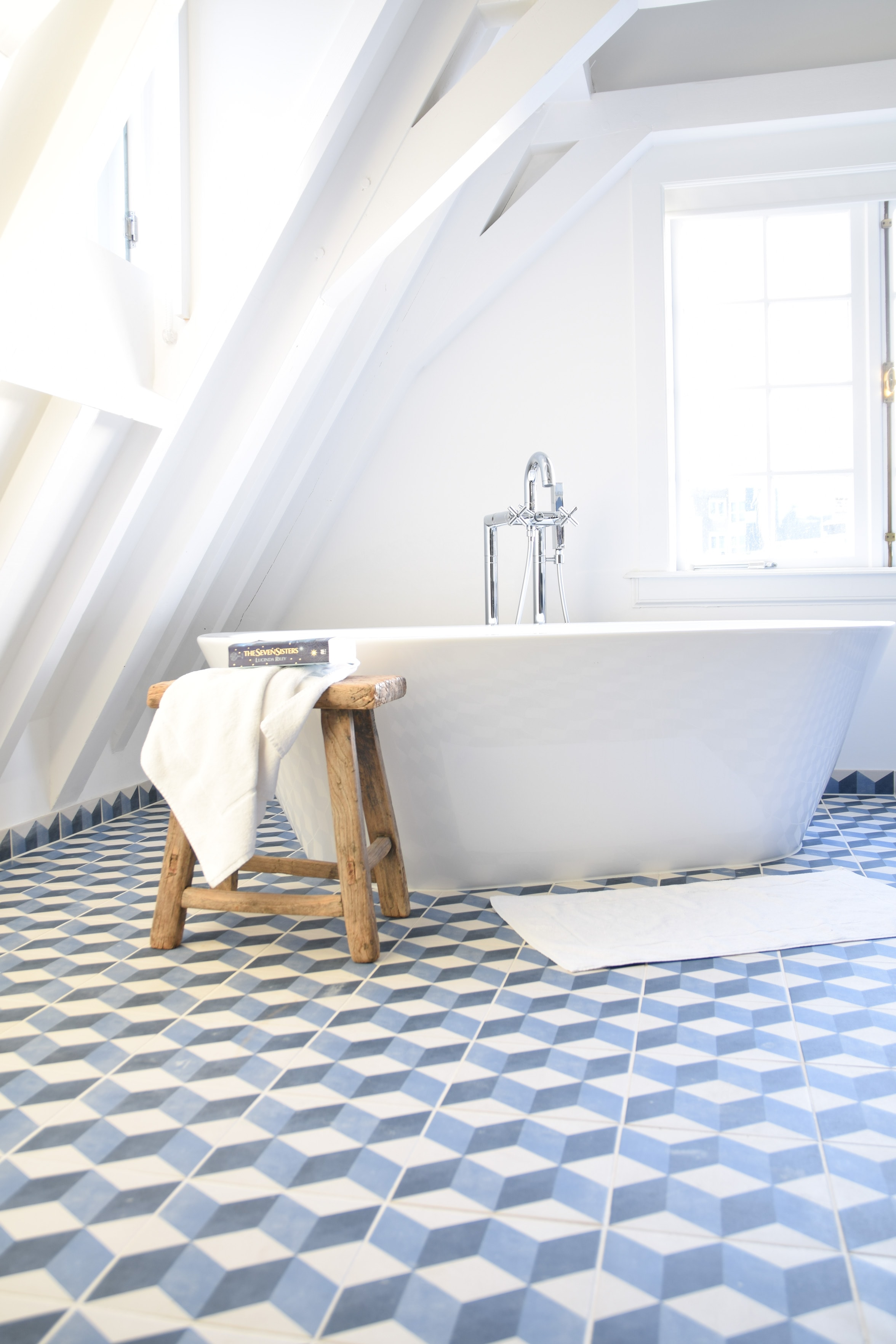 badkamer king junior suite kimpton de witt amsterdam