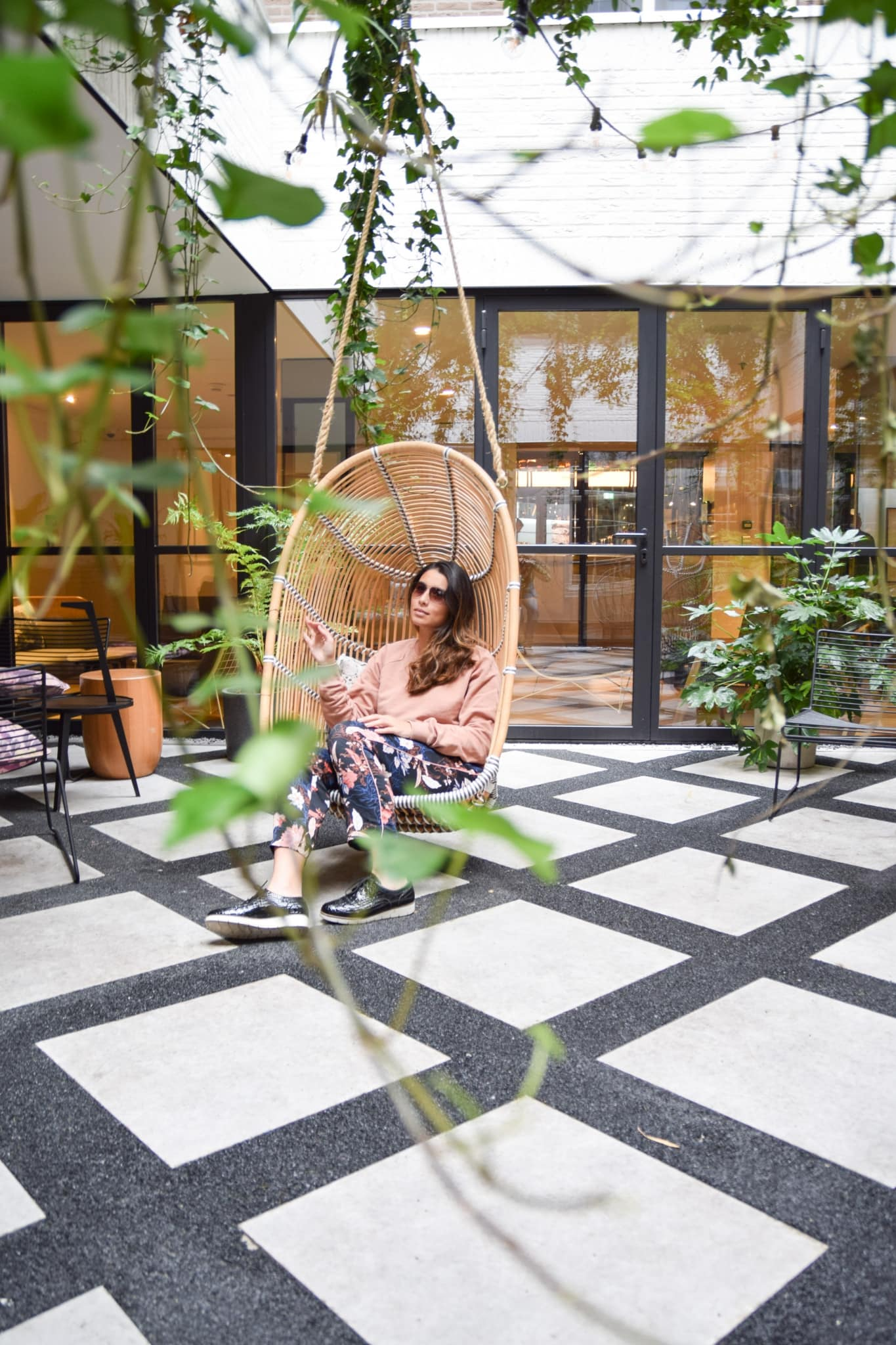 instagrammable hotels in amsterdam