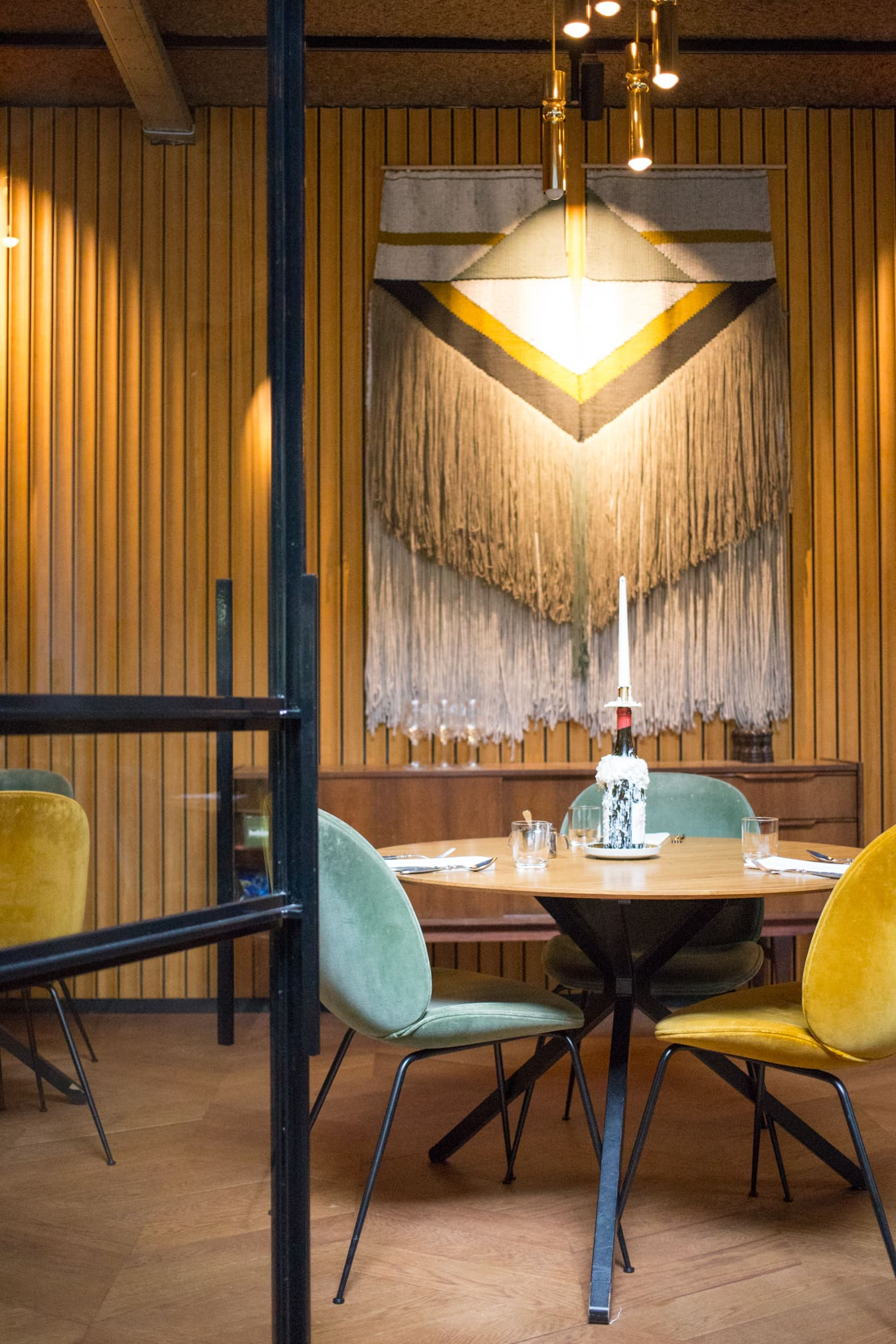 restaurant the lobby amsterdam