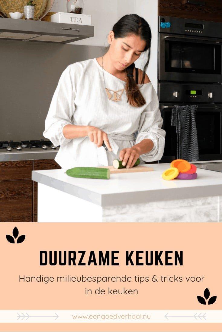 milieubesparende tips voor de keuken