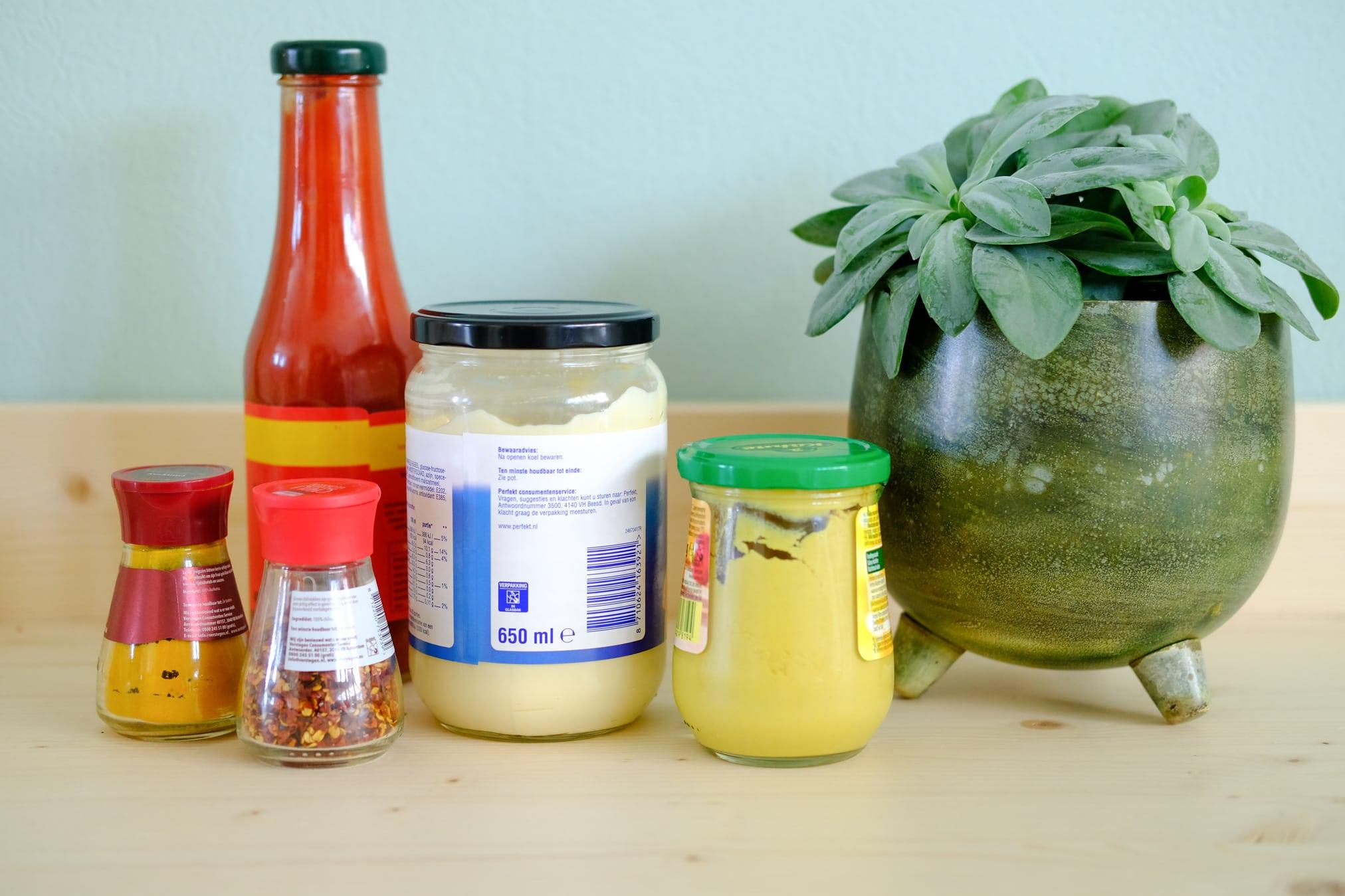 leven zonder afval keuken