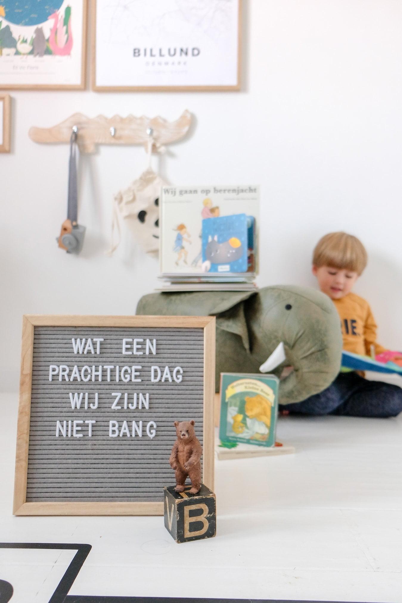 nederlandse tekst kinderboek
