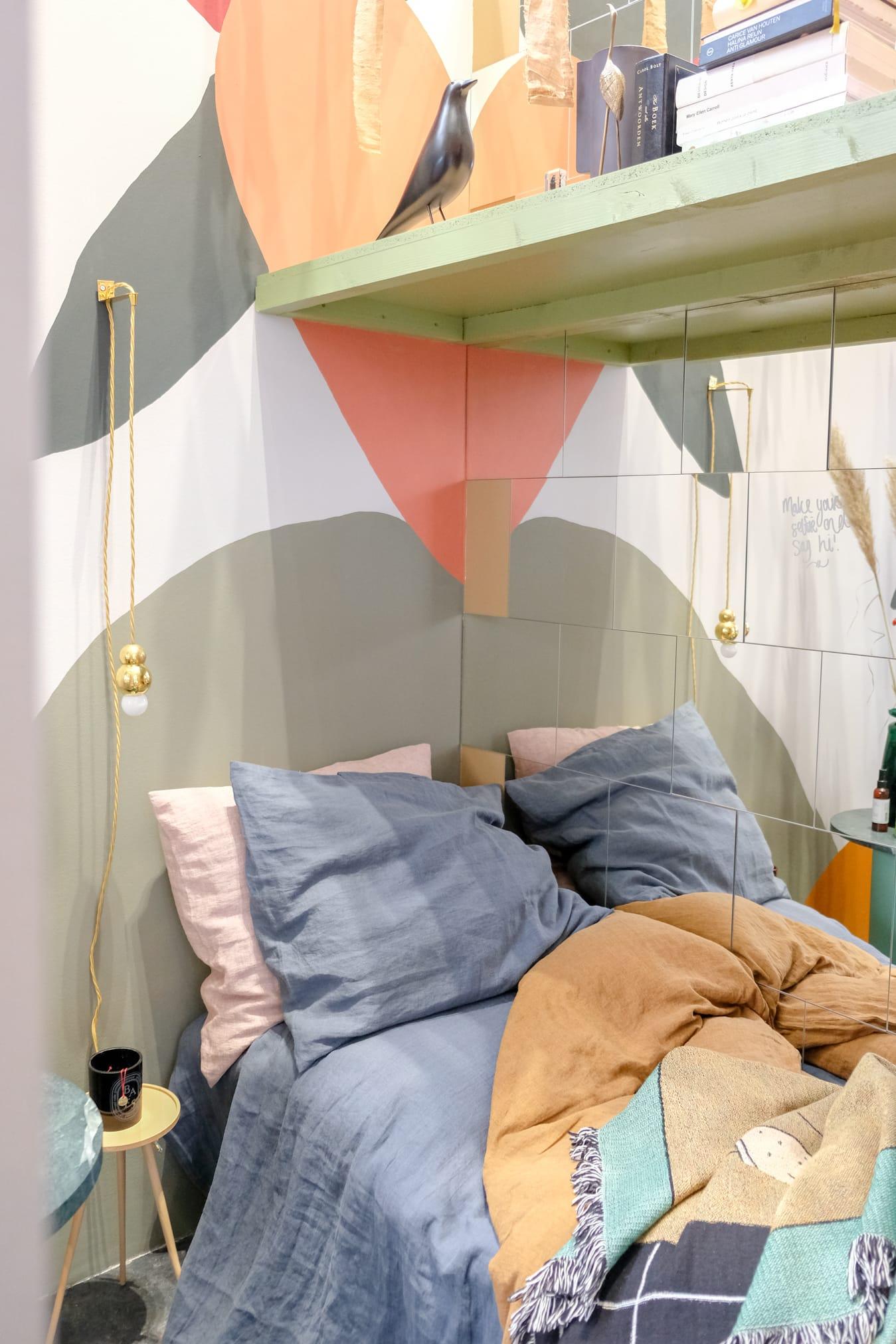 spiced honey slaapkamer