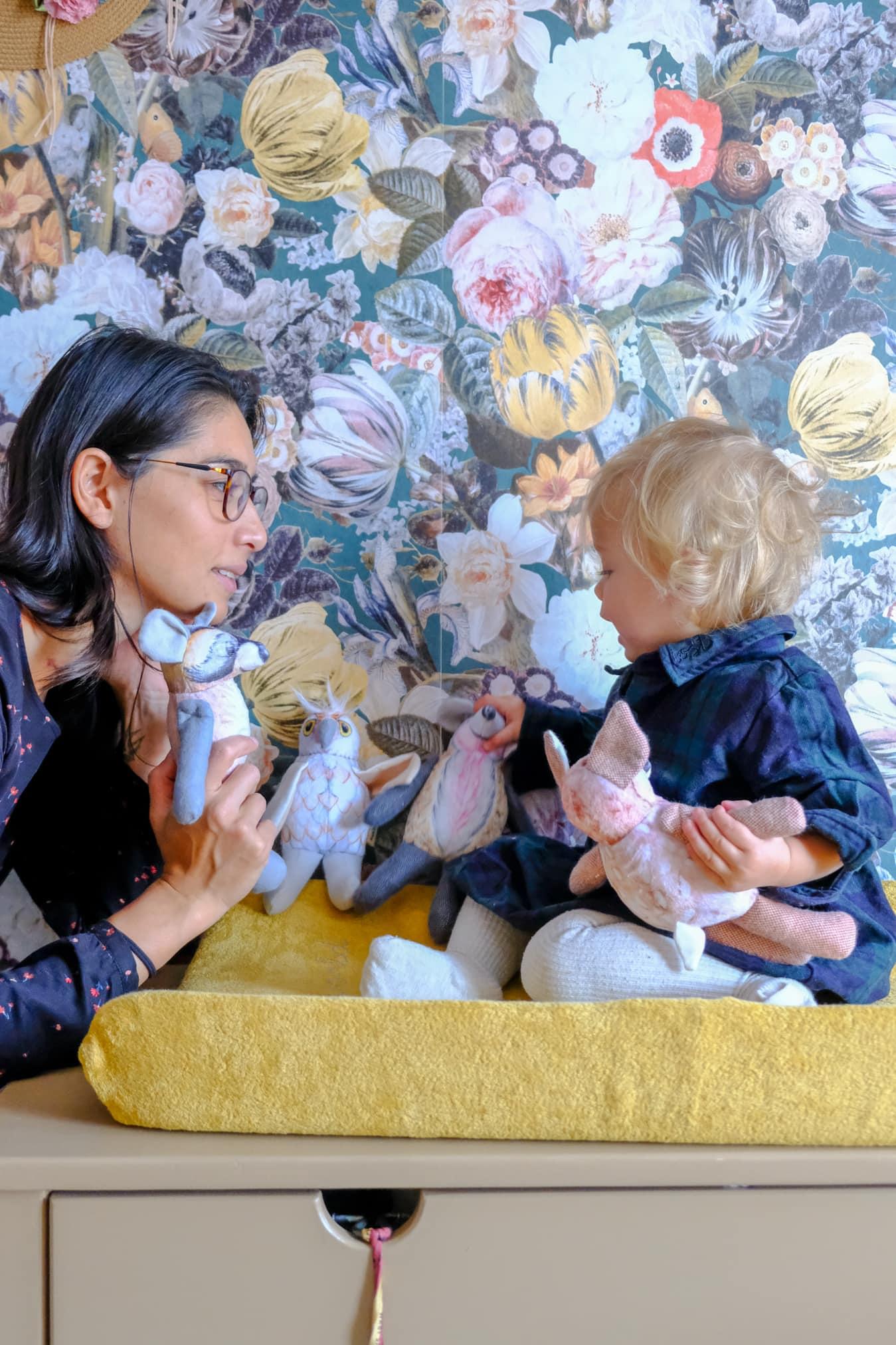 mindfulness met kleine kinderen