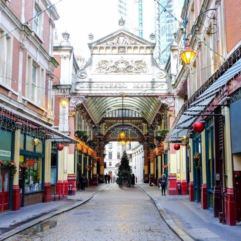 Kerst in Londen: Een weekend met glühwein, kerstmarkten en lichtjes!