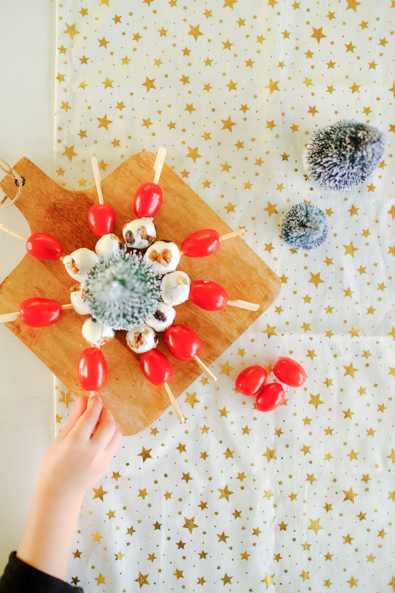gezonde traktatie kerst