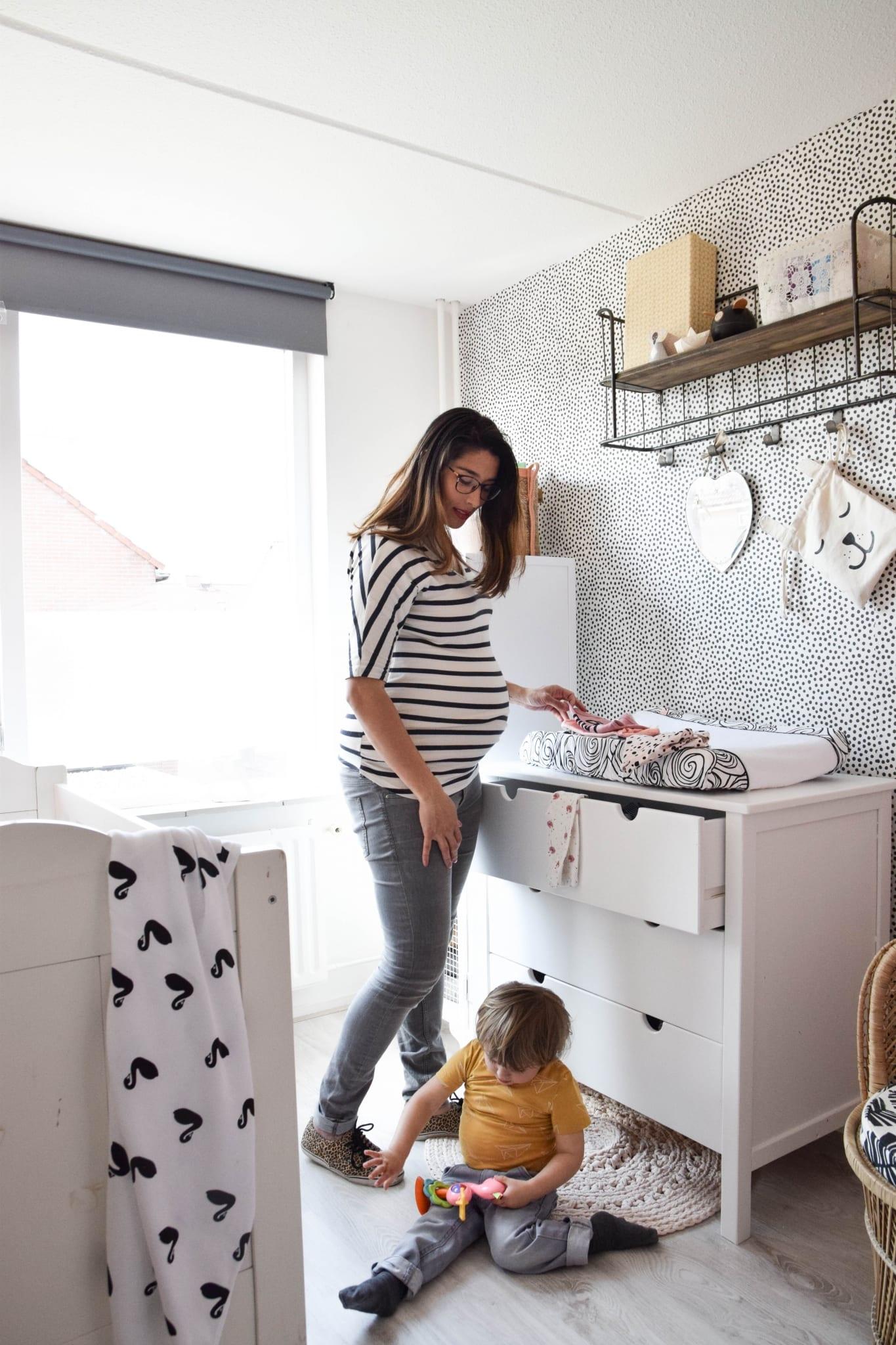 duurzame babykamer inrichten tips