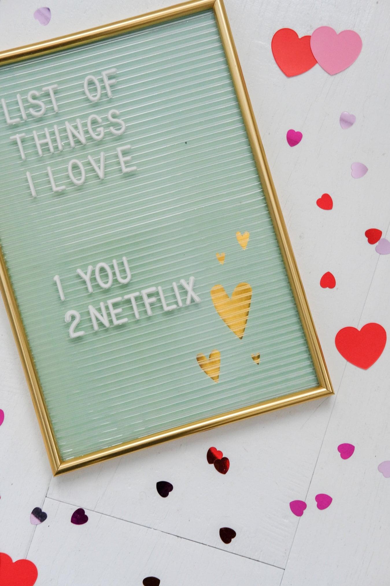 netflix liefde tekst
