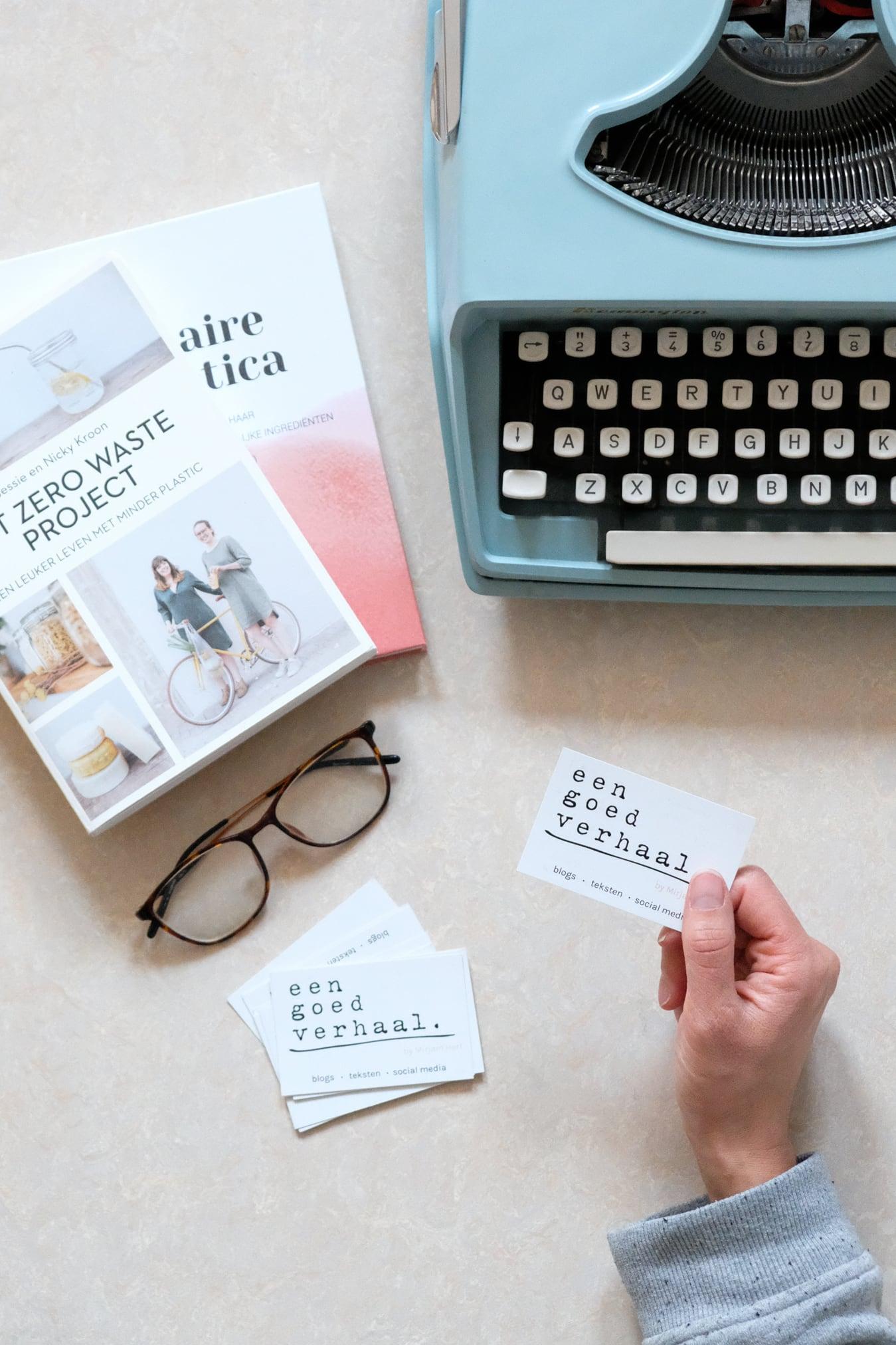 blogdoelen stellen