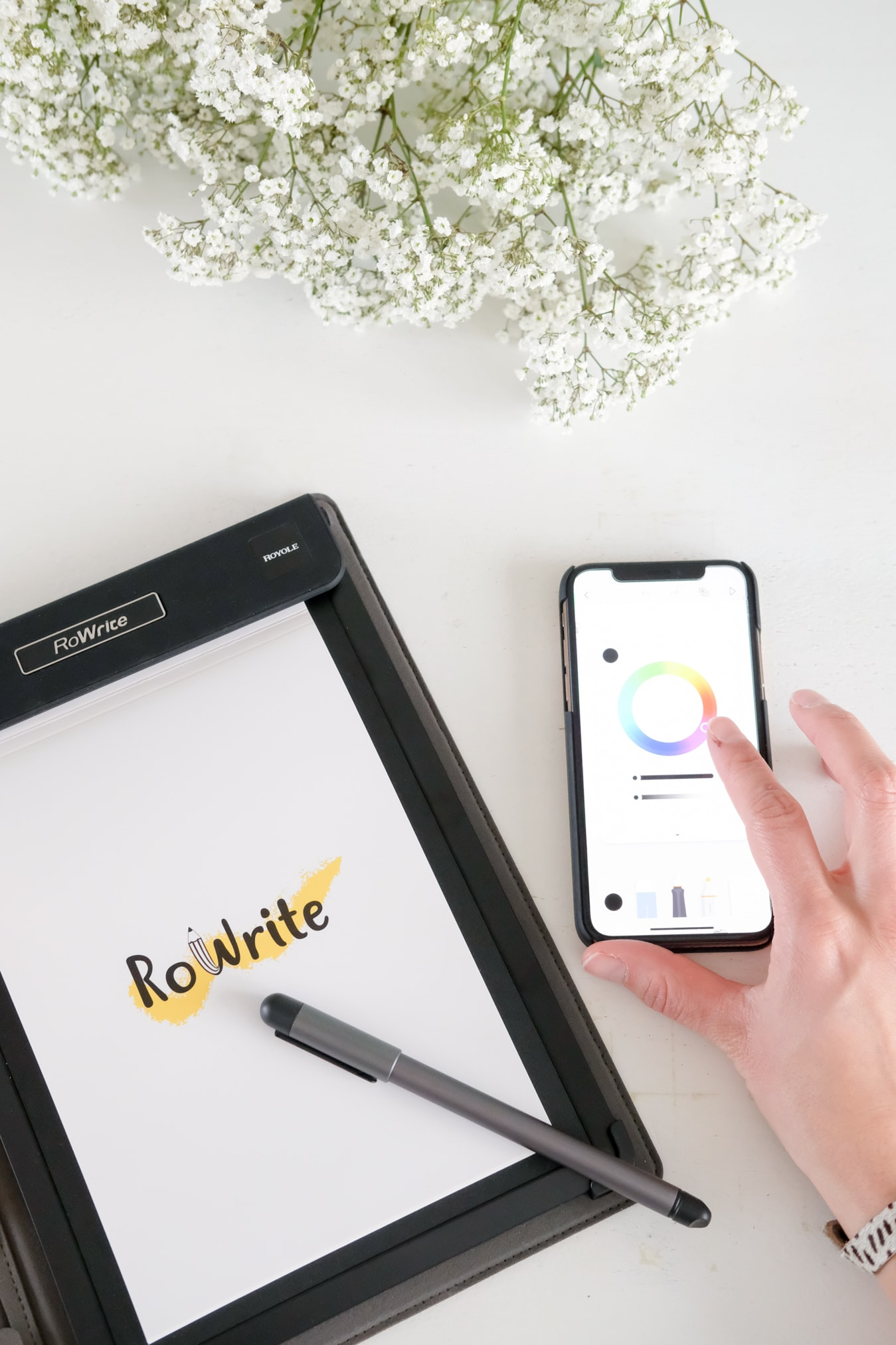 royole rowrite app review