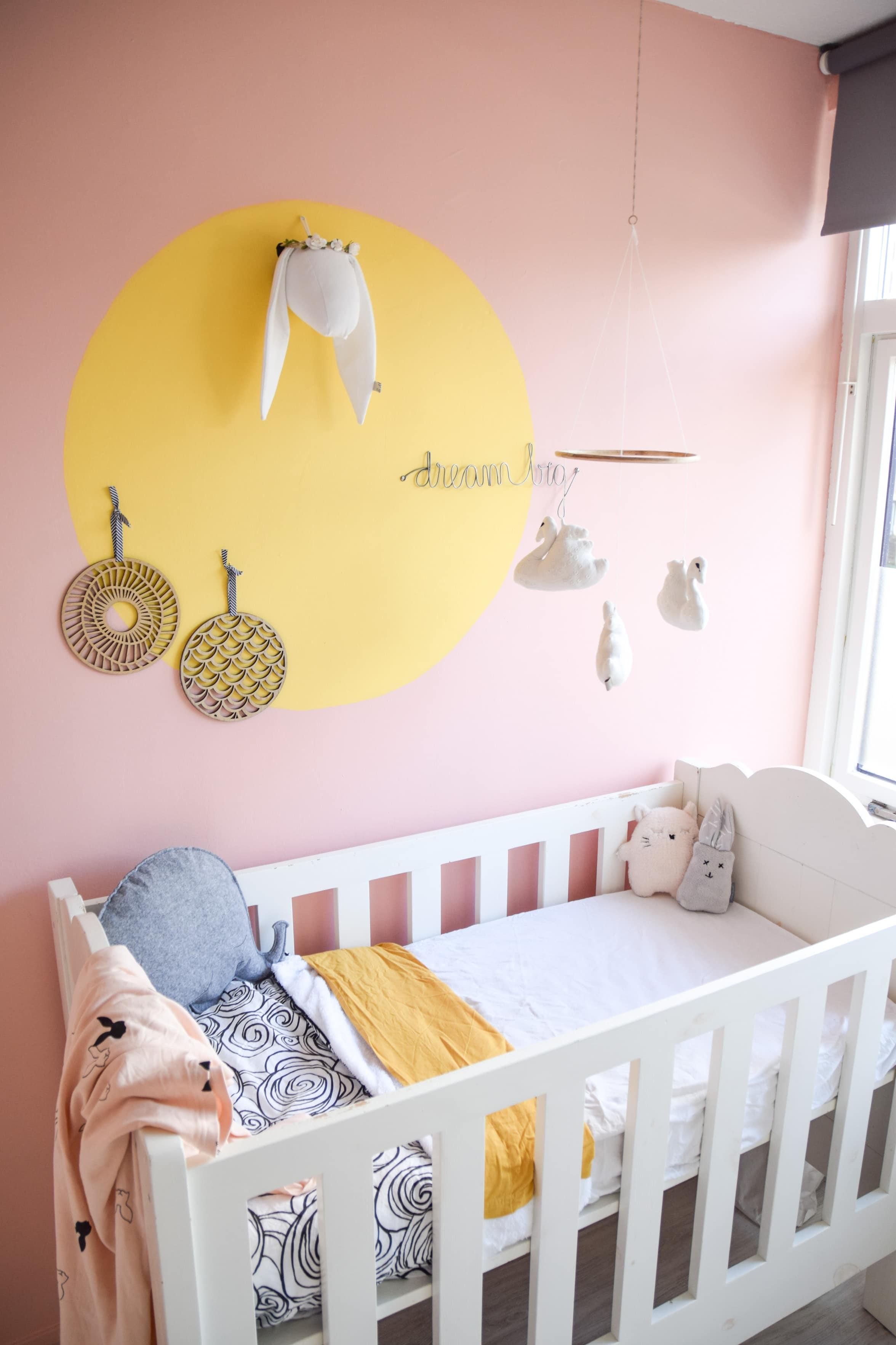 fairf eco verf babykamer