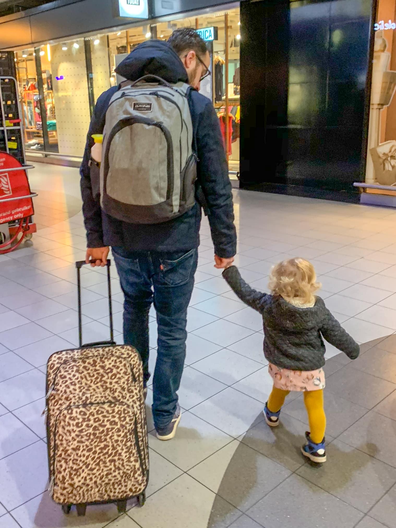 ver reizen met kinderen milieuvriendelijk