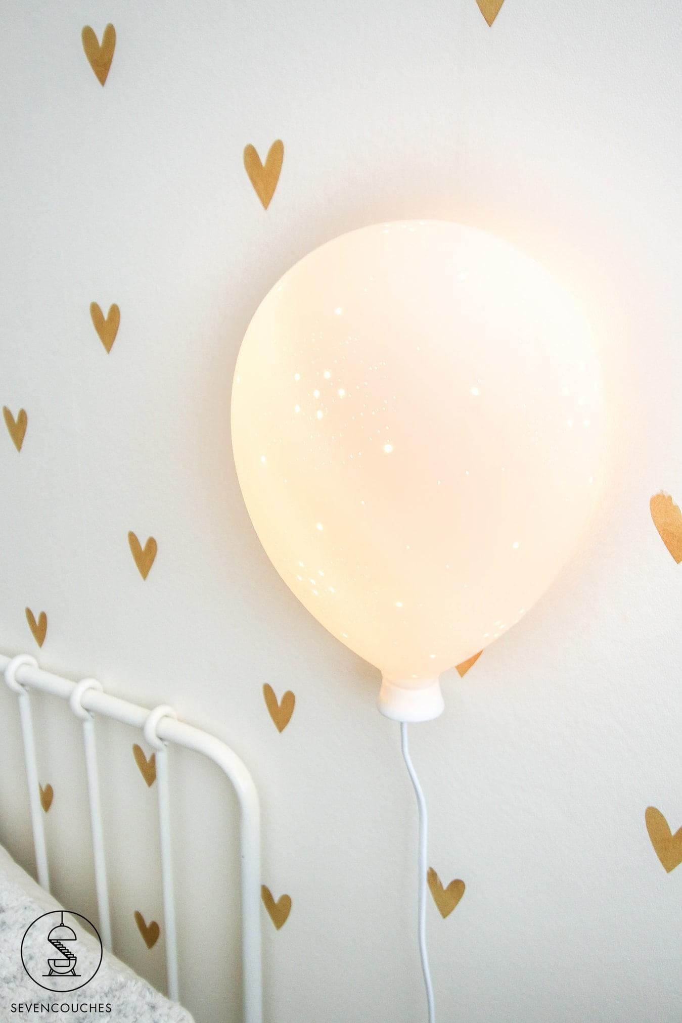 ballon lamp kinderkamer