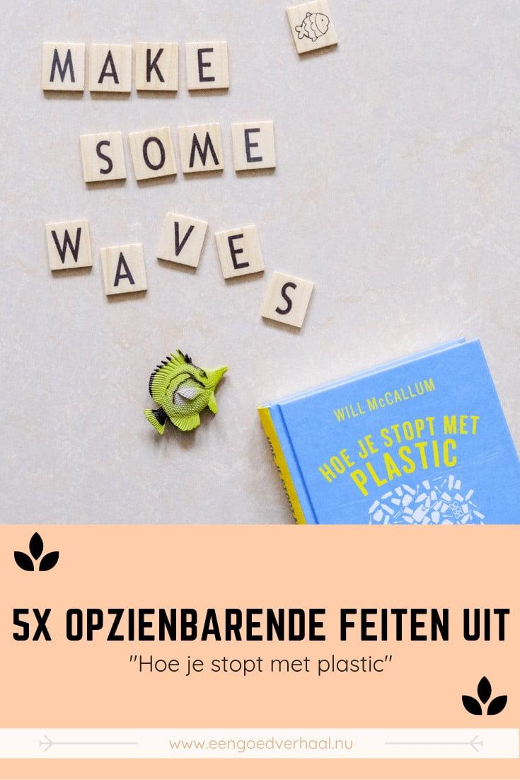 informatie boek hoe je stopt met plastic