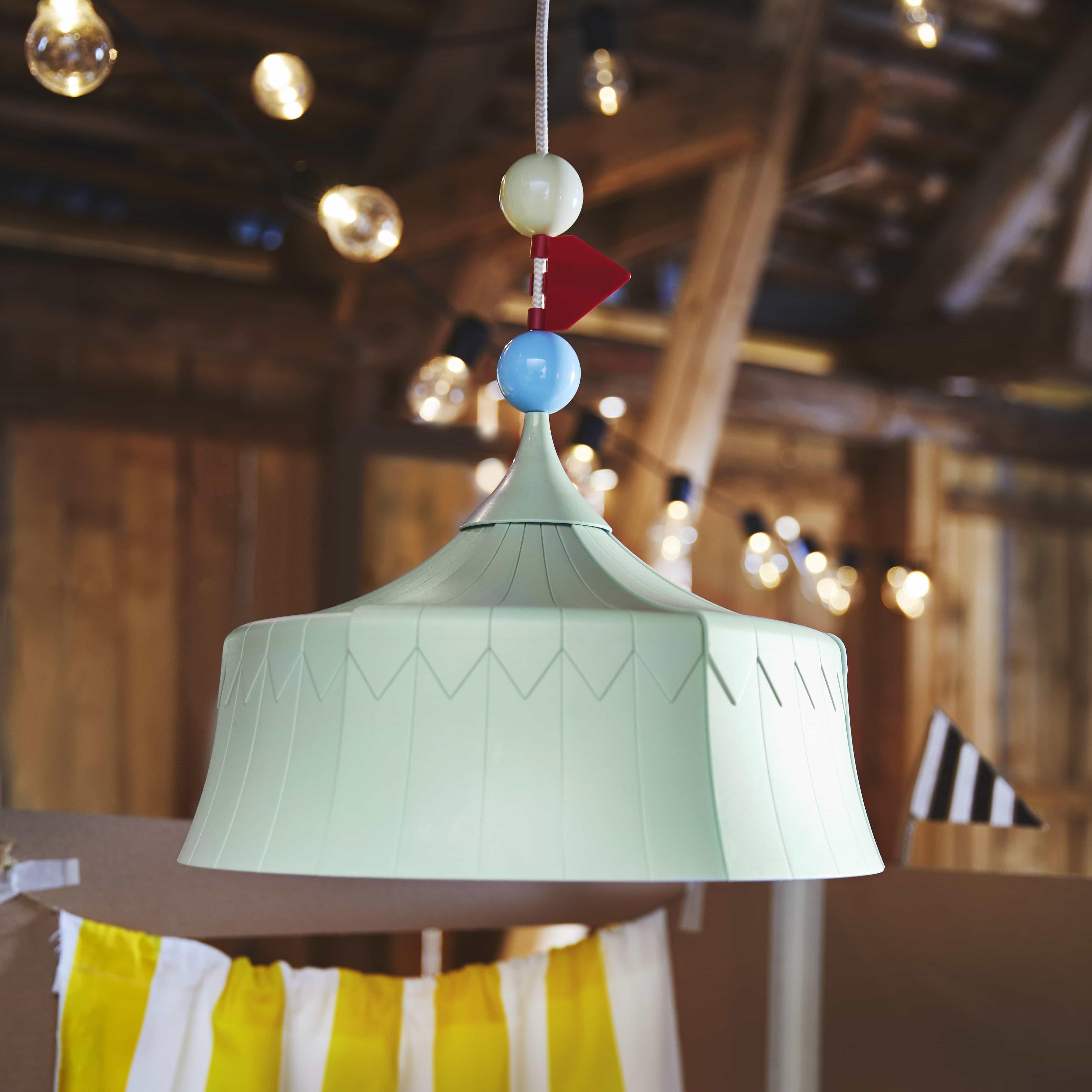 BOLLBO ikea lamp gerecycled plastic