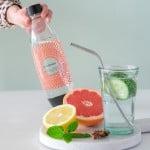 recepten voor de sodastream bruisend water