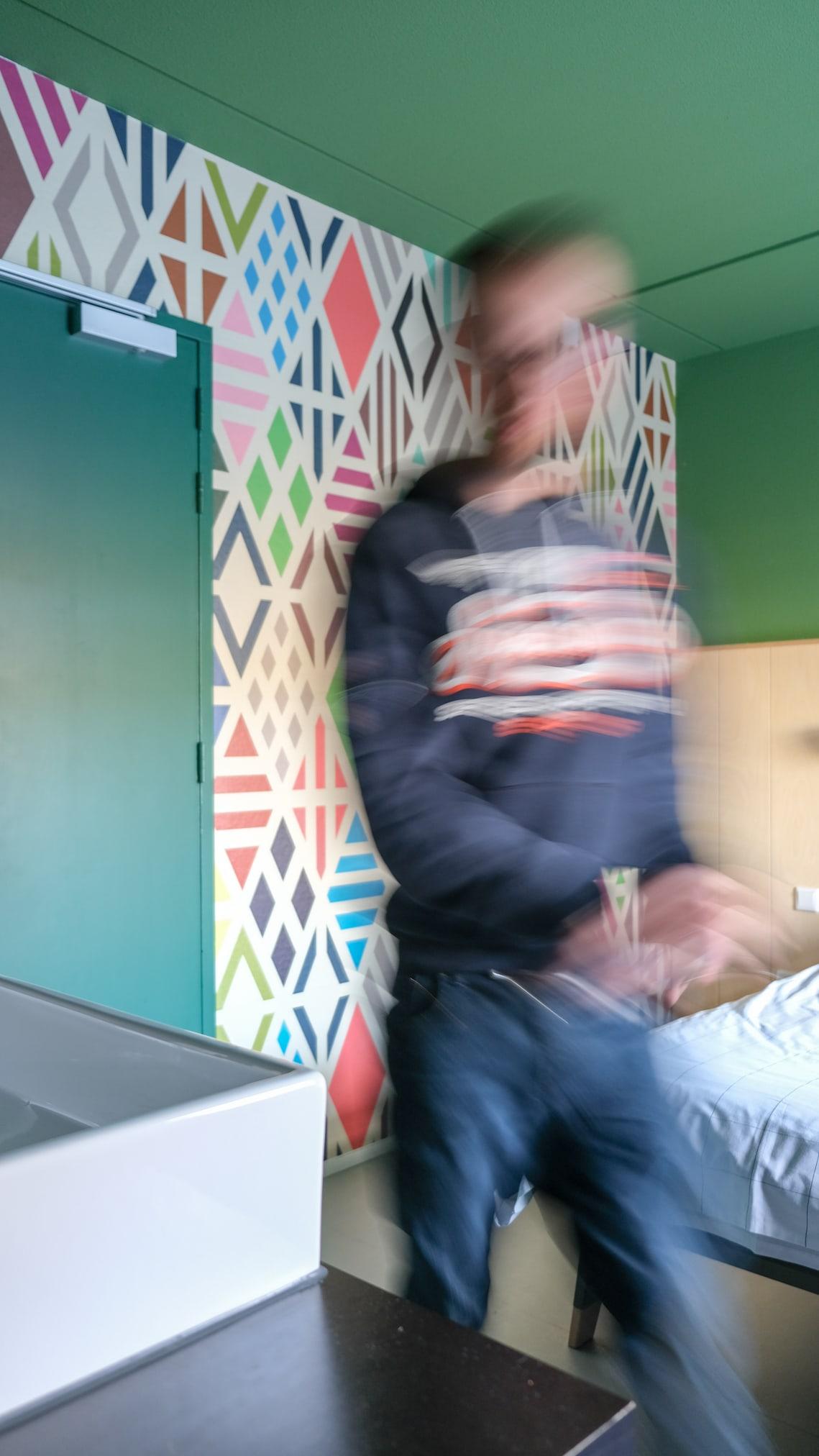 instagram hostel kamer Dordrecht