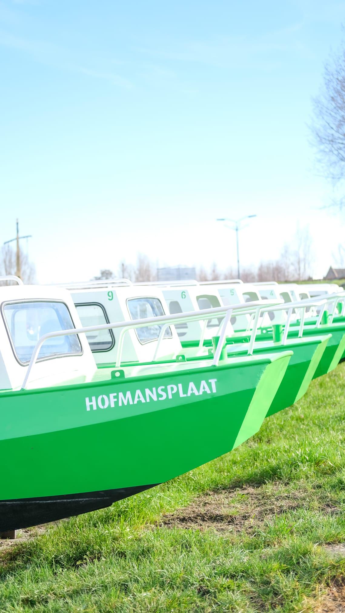 rondvaartboten biesbosch