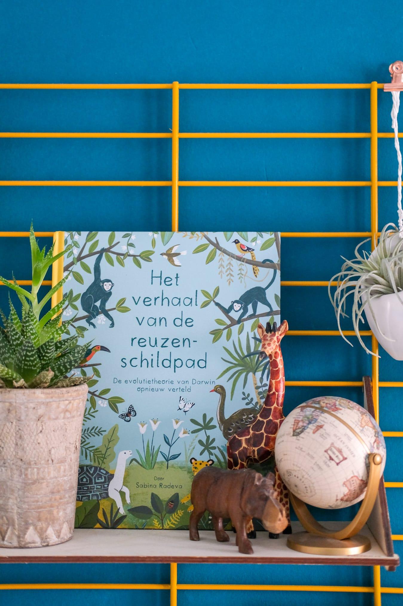 kinderboeken voor jungle kamer thema