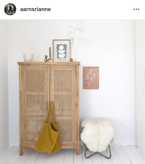 interieur account aarsnrianne