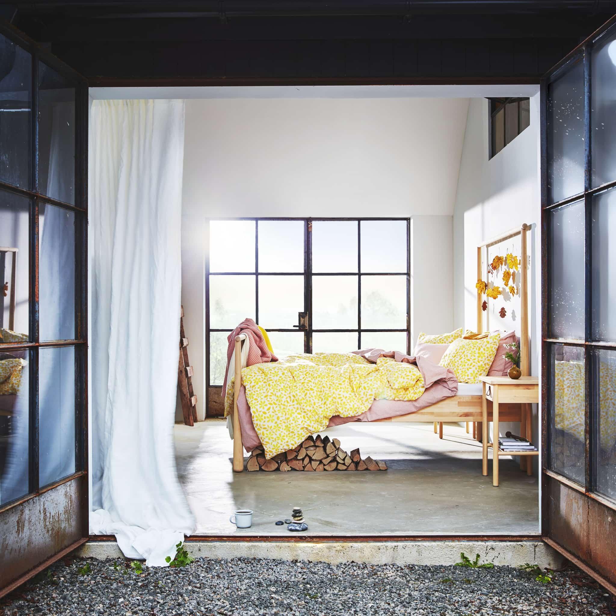 ikea slaapkamer inspiratie