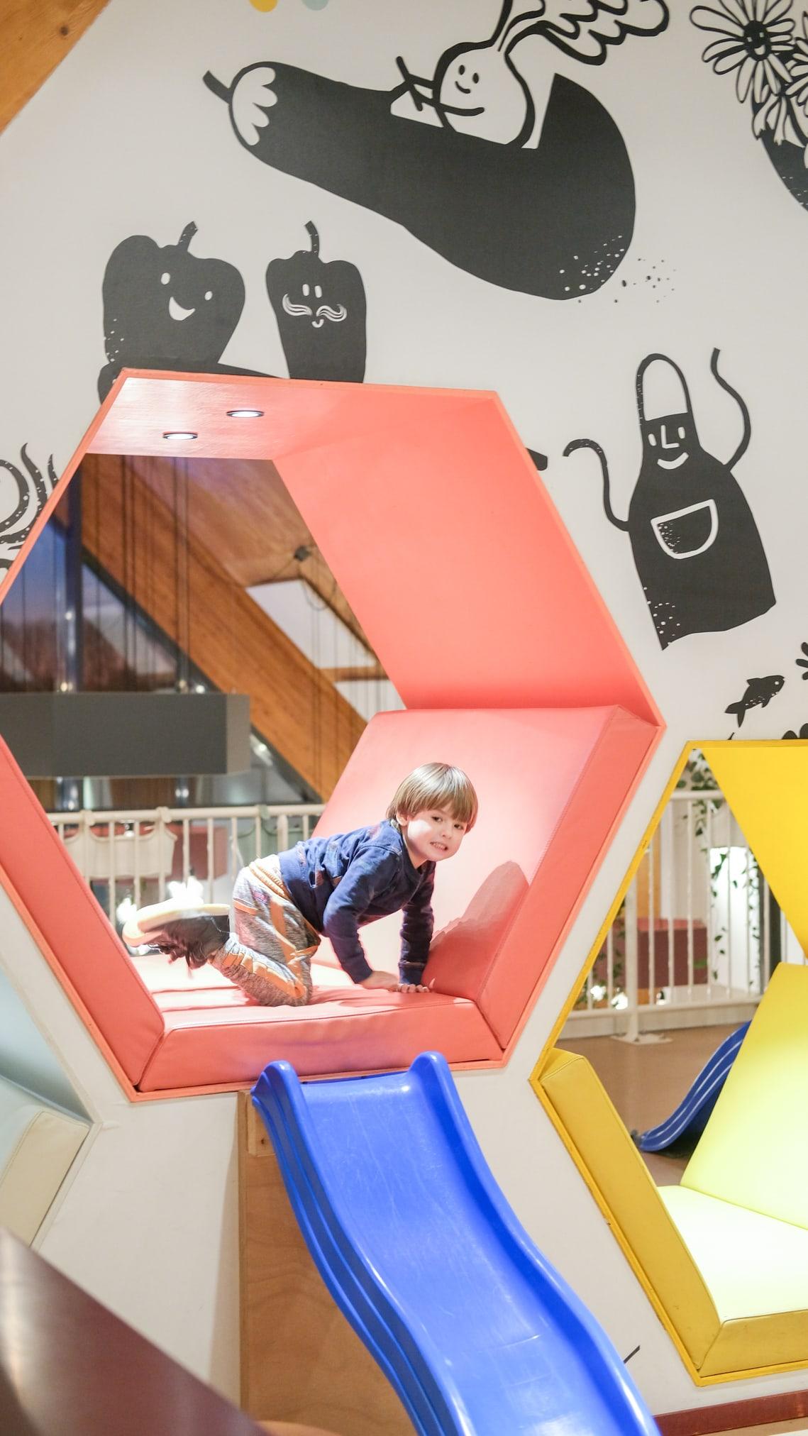 restaurants voor kinderen noord-holland