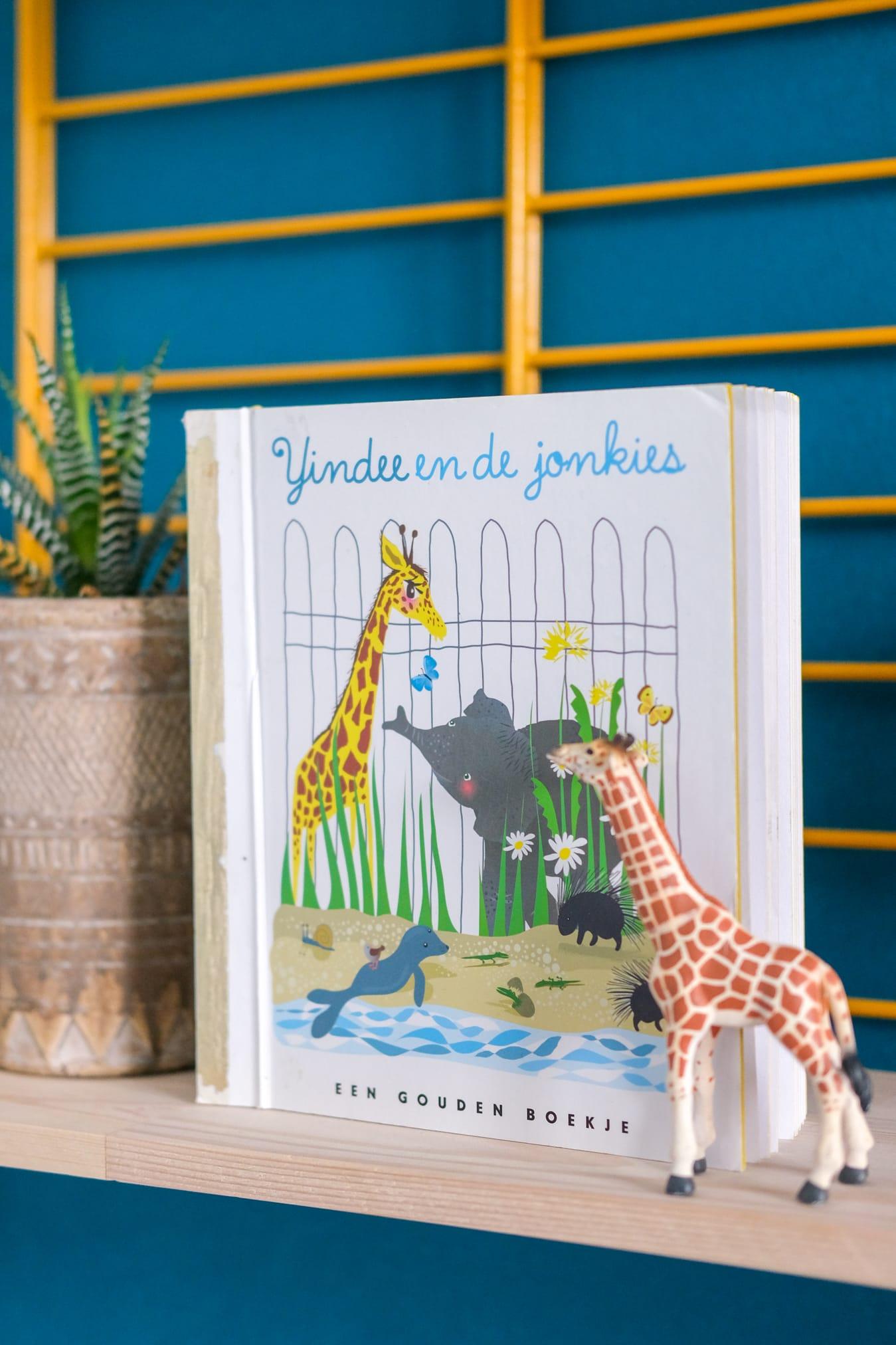 kinderboek over artis